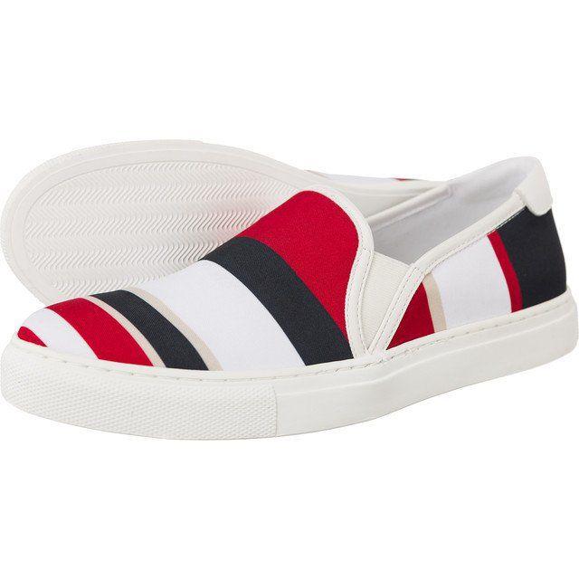 Trampki Damskie Armanijeans Armani Jeans Woven Sneaker 7p582 08873 Sneakers Slip On Sneaker Armani