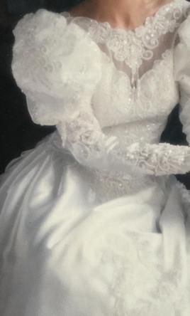 Popular Used Alfred Angelo Wedding Dress USD Buy it PreOwned now and save