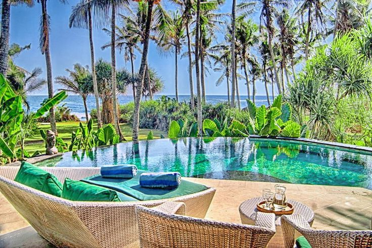 Sejuk Beach Villas | 2 bedroom | Canggu, Bali #ocean #beach #swimmingpool #holiday #vacation #summer #villa #bali #indonesia