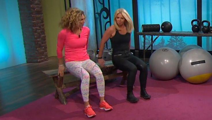 Starka armar drömmer väl de flesta om? Här visar Vardagspuls PT Leila Söderholm sex effektiva armövningar som går att göra utan viktplattor. – Ta i ordenligt när du tränar, säger hon i Expressen TV.