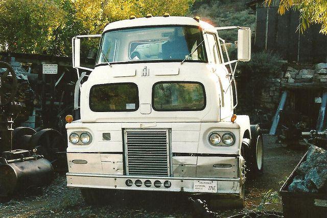 1963 International Harvester, I wanna pimp dis ride