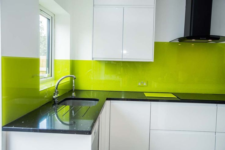 Colour Matching Sockets as well as any power outlets are custom designed to compliment our range of coloured glass kitchen splashbacks. Matching sockets come at any colour by CreoGlass Design (London,UK) #kitchen #modernkitchen