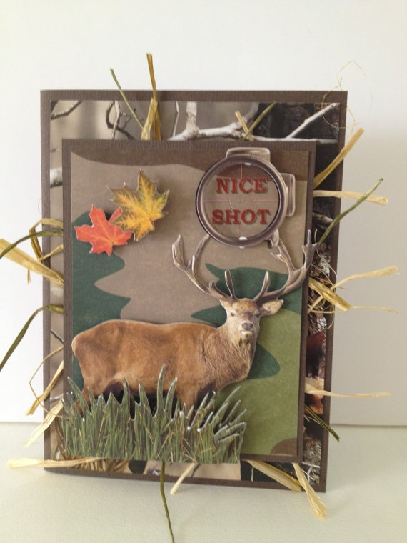 father's day hunting crafts