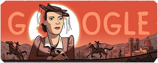117º aniversario del nacimiento de Nellie Campobello