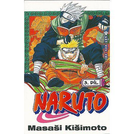 Naruto 3 (Masasi Kisimoto)
