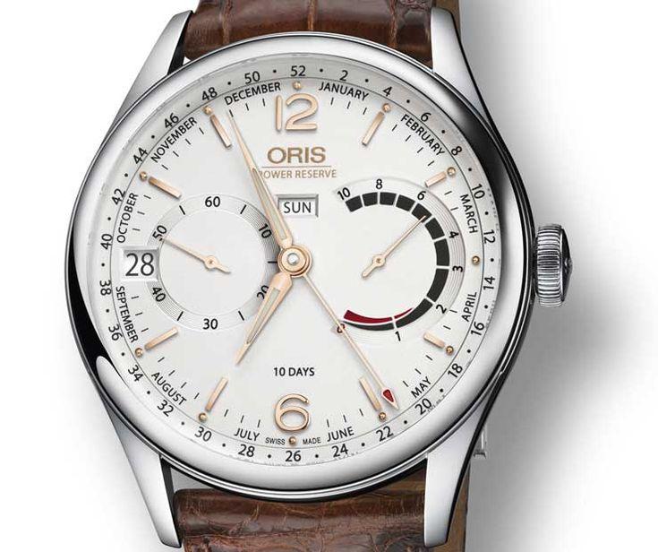 Baselworld-Preview: stilbewusster Business-Timer - die neue Oris Artelier Calibre 113