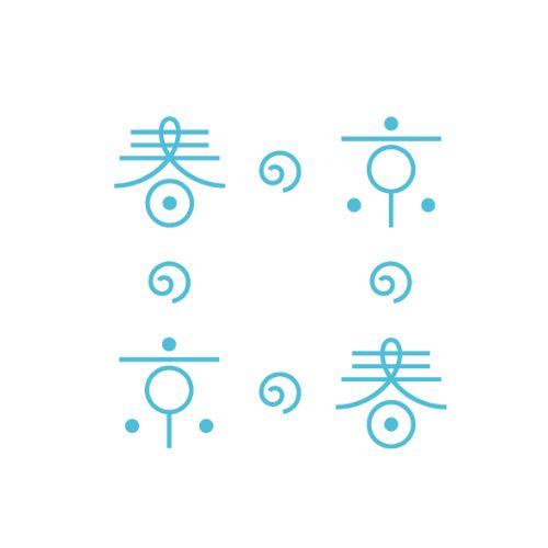 感受日本设计之美-05(三木健的字体设计)_墨鱼_新浪博客
