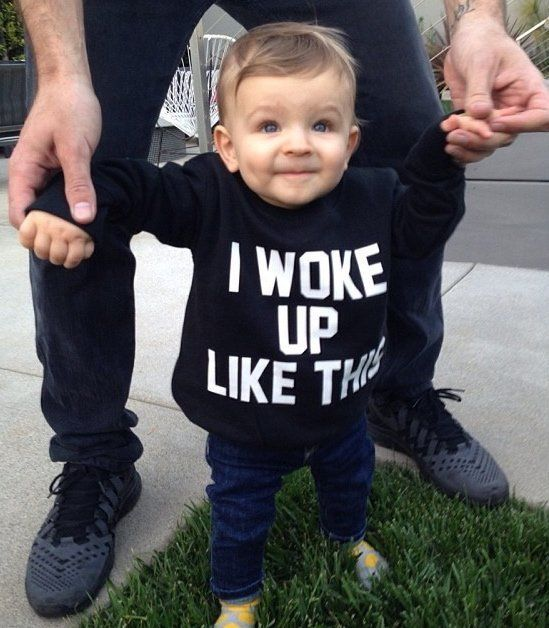 I Woke Up Like This Sweatshirt