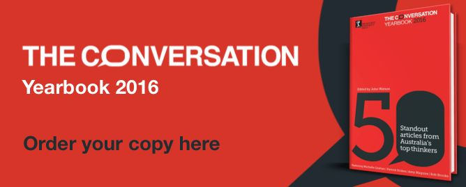 Curated by professional editors, The Conversation offers informed commentary and debate on the issues affecting our world. Plus a Plain English guide to the latest developments and discoveries from the university and research sector.