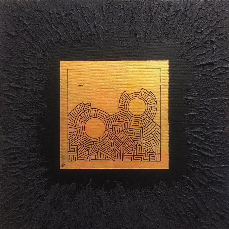 """Miniature i-302"" by Baptiste Tavernier"
