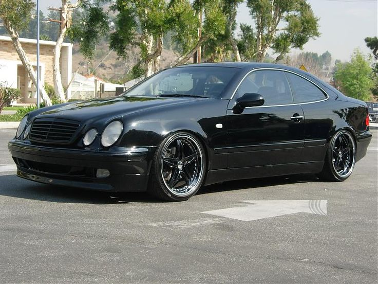 mercedes clk w208 customised - Google Search