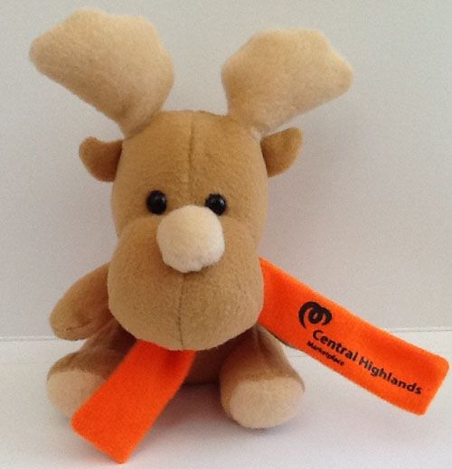 Yes I'm cute ... I'm a custom made plush by Thrive Promotional for client project. #customplushtoy #thrivepromotional