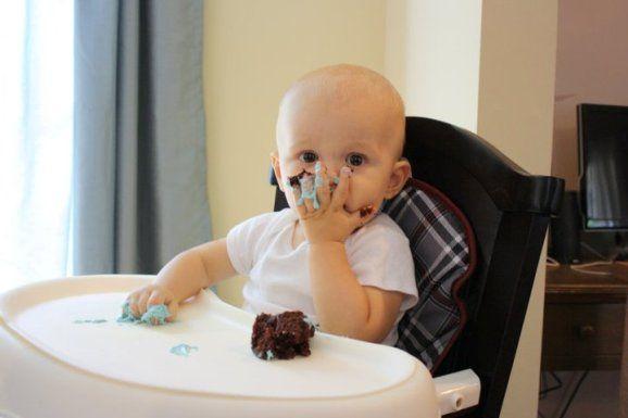 Raising a Vegan Baby: The First Year
