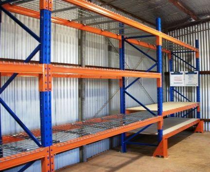 Pallet RAcking. Buy Workshop & Factory Online - Materials Handling - Backsafe Australia: https://www.backsafeaustralia.com.au/products/workshop-factory