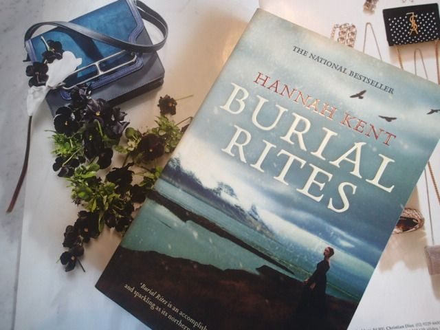 Sundays and Ink: Burial Rites by Hannah Kent