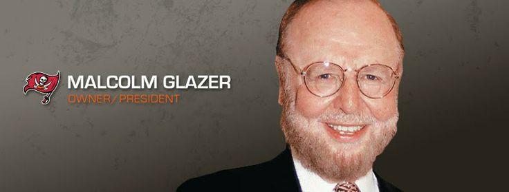 Obit: Tampa Bay Buccaneers owner Malcolm Glazer dies | Ye Olde Journalist