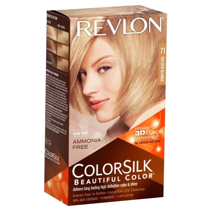 Revlon Colorsilk - Golden Blonde - 1 kit