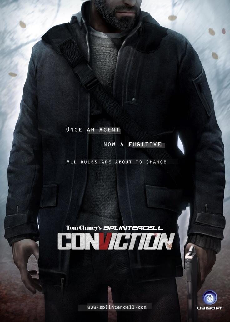 Tom Clancy's Splinter Cell: Conviction http://en.wikipedia.org/wiki/Tom_Clancy%27s_Splinter_Cell:_Conviction