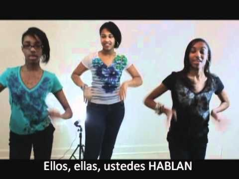 ▶ Let's Conjugate Some Verbs - YouTube