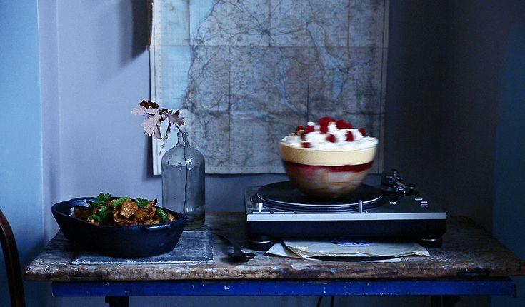 Simon Rogan's final meal | Food Cinemagraphs, Food Photography, GIFs