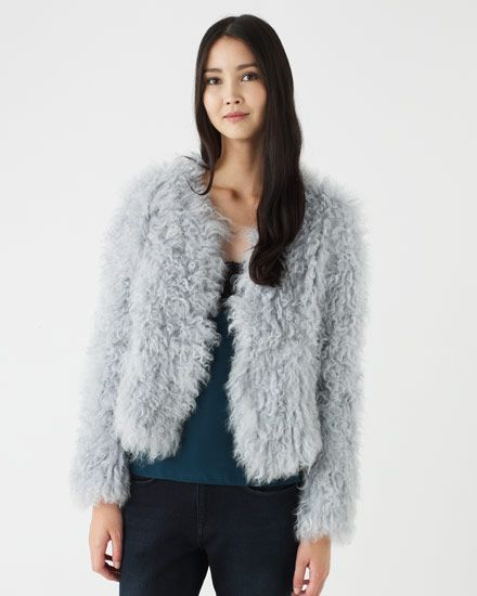 1000  ideas about Sheepskin Jacket on Pinterest | Minimal style