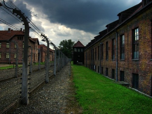 Someday I hope to visit Aushwitz to see and feel for myself what happened there during the Holocaust.