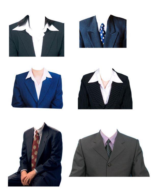 Suit Template Psd Suits Psd Free Photoshop Psd