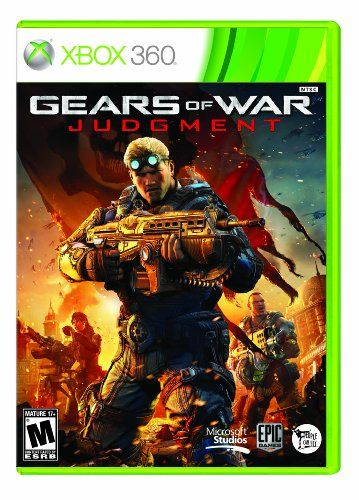 Gears of War Judgment *** Learn more by visiting the image link. Note:It is Affiliate Link to Amazon.