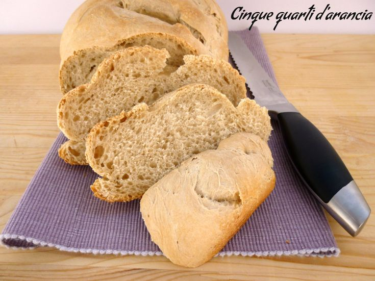 Pane bianco (ricetta Sara Papa)