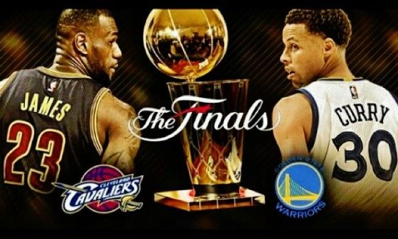 Here's one reason to feel confident if you are a Cavs fan: Both of James' titles with the Heat came after losing Game 1. James is 2-4 all-time in the Finals, and he's only won Game 1 once. In all that time, his teams have only gone down 2-0 in the Finals once, and that was when the Spurs swept the Cavs in 2007.  Matchup Stats  Cavaliers (69-28, 46-48-3 ATS, 48-48 O/U) vs Warriors (86-14, 57-41-2 ATS, 52-47-1 O/U)  PF: Cleveland 104.5, Golden State 114.1  PA: Cleveland 97.8, Golden State…