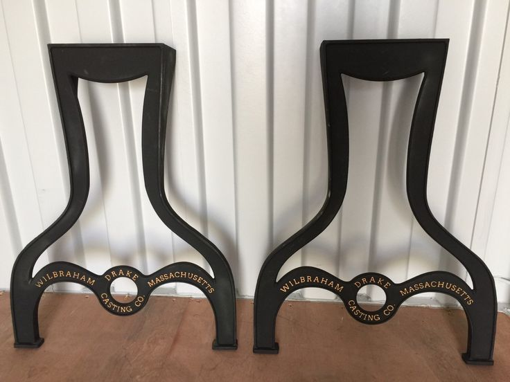 Items Similar To Coffee Table/ Bench Legs Cast Iron Industrial Table Base  On Etsy
