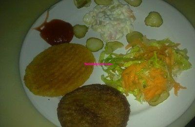 Burger ve (öğle yemekleri) | Yemekgurmesi