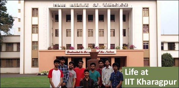Life At Iit Kharagpur A Topsy Turvy Ride To Success Effective Time Management Kharagpur Guest Teacher