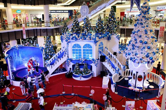 christmas decorations mall - Google Search