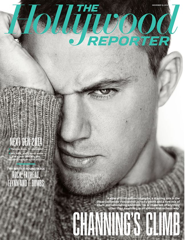 Beers With Channing Tatum: 'Magic Mike XXL' Reveals and Why He Put His Head Through a Wall