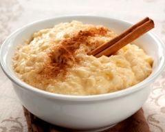 Riz au lait facile minute Ingrédients