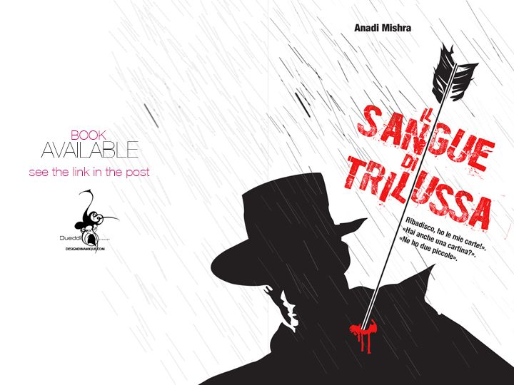 Sangue di Trilussa – Book is now available | Design Dinamique