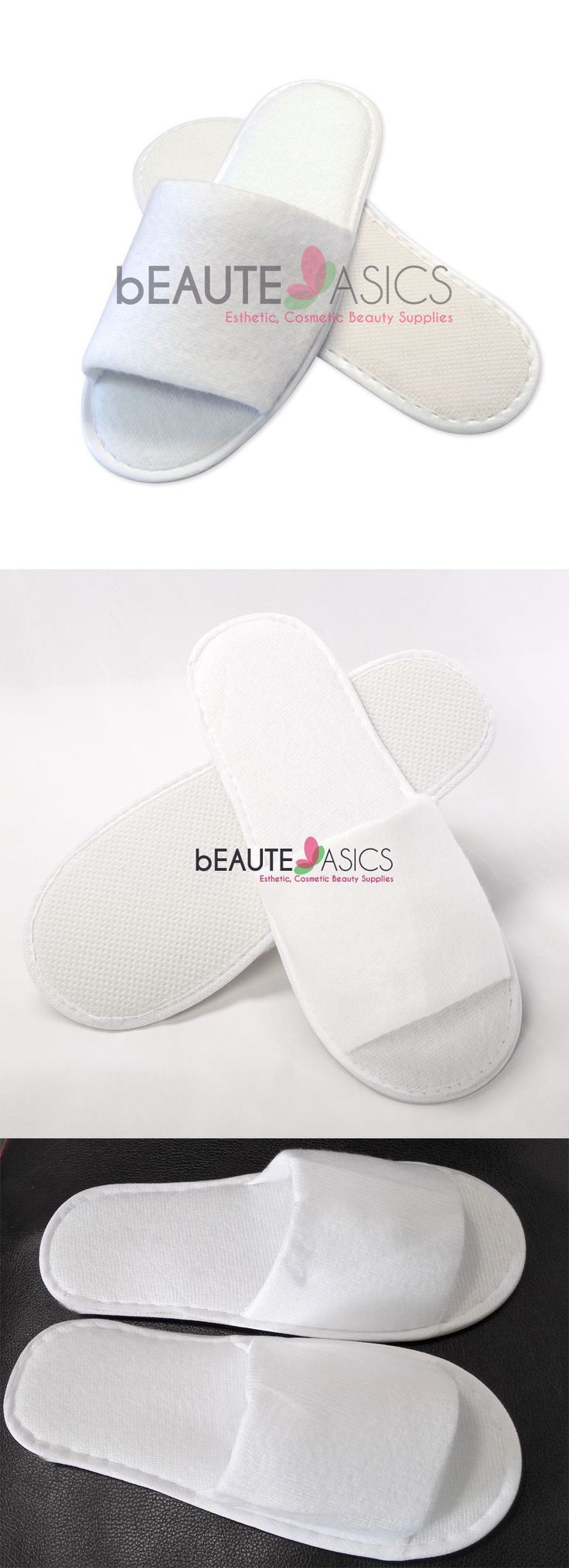 Slippers 163550: 6 25 50 100 200 Pairs Lot Wholesale Disposable Hotel Spa Slippers?Us? -> BUY IT NOW ONLY: $249.99 on eBay!