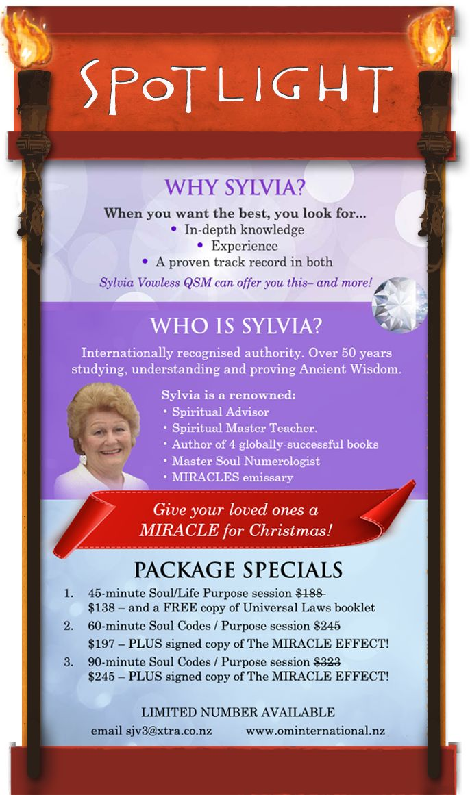Give your Loved ones a MIRACLE for Christmas. Find out more . .  DrumRoll ... and the beat goes out ...Issue 69 sent Wed 16th November http://conta.cc/2fWuFfL #DrumRoll #DrumRollPromotions #NewZealand #wellbeing #connection #community #Sylvia #miracles #gift