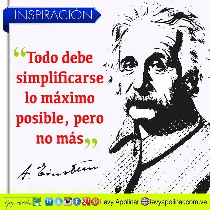 Continuamos la semana con una frase de Albert Einstein, uno de los científicos más conocidos y trascendentes del siglo XX. #graphicdesign #design #designer #disenografico #montevideo #motivacion #inspiracion #me #afiche #libro #revista #catalogo