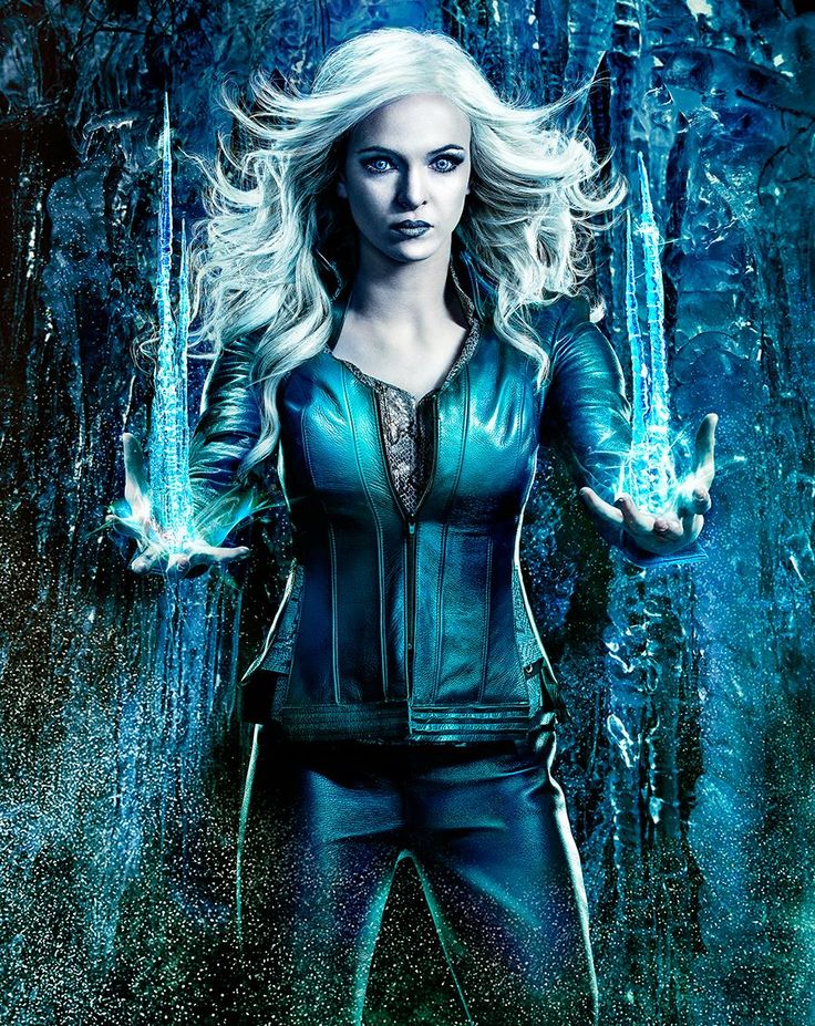 Killer Frost Featured in New Flash Poster