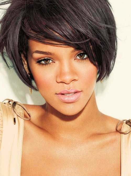 15 Must-see Coupe Courte Rihanna Pins | Rihanna cheveux court ...