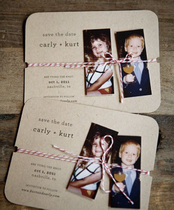 Advice From a Professional Wedding Guest: Save the Dates | The Wedding Yentas™
