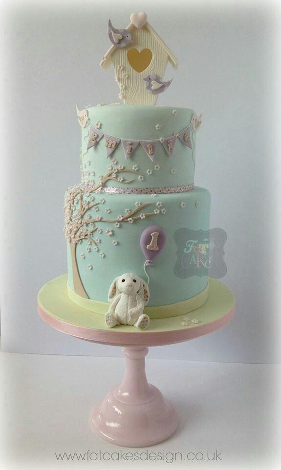 Stunning Easter cake