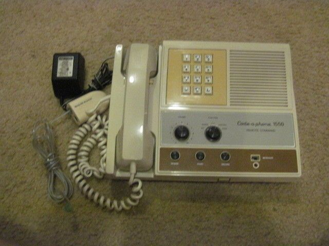 code a phone answering machine