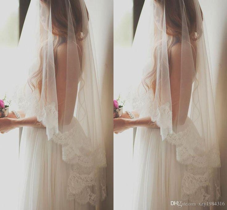 wedding veil - Mantilla También las puedes encontrar en http://www.matrimonio.com.co/accesorios-novia/velos-y-novias-lularte--e108419     Cel. 3007273559 – Tel .8219282