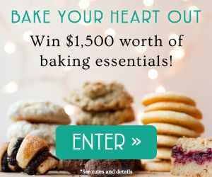 Fill your home with the aroma of warm, freshly baked cookies! Win $1,500 worth of baking supplies and a subscription to America's Test Kitchen online cooking school. Enter at tastingtable.com/cookies2014