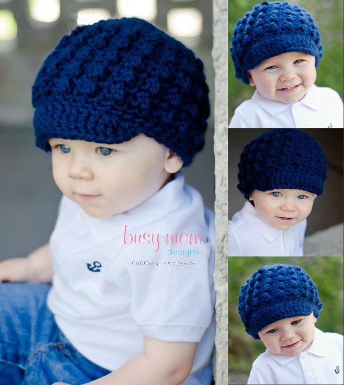 Knitting Knobby Projects : Images about crochet knit newsboy hats on pinterest