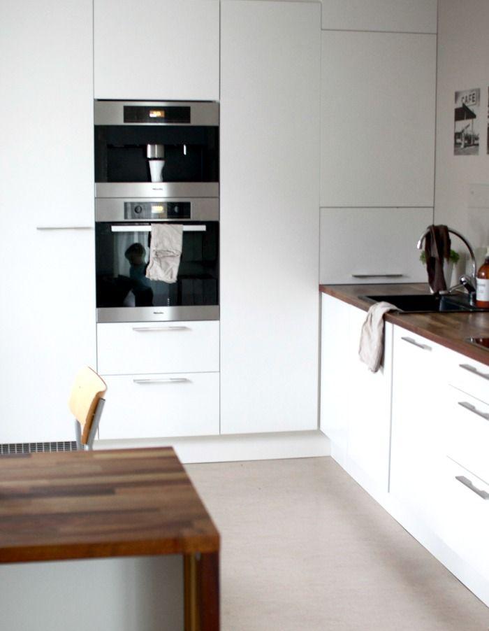 Blanke ark på kjøkkenet // kitchen // scandinavian