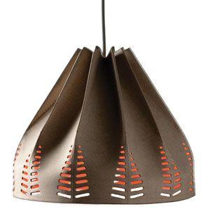 Pendant lamp shadeO' Re Gamis Lampshades, Lamps Shades, Design Interiors, Origami Lampshades, Interiors Design, Lights Design, Lampshades Design, Oregami Lampshades, Lampshades Projects
